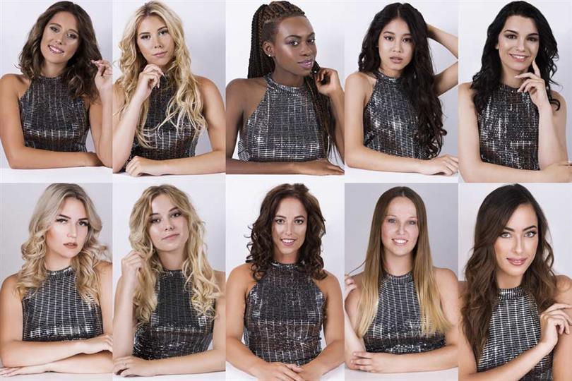 Miss Exclusive 2019 Meet the Contestants