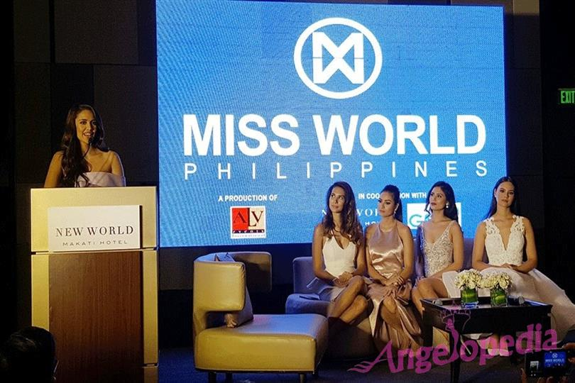 Miss World Philippines 2017 introduces 3 new titles during Media Launch
