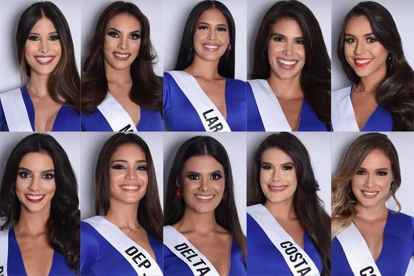 Miss Earth Venezuela 2019 Meet the Delegates