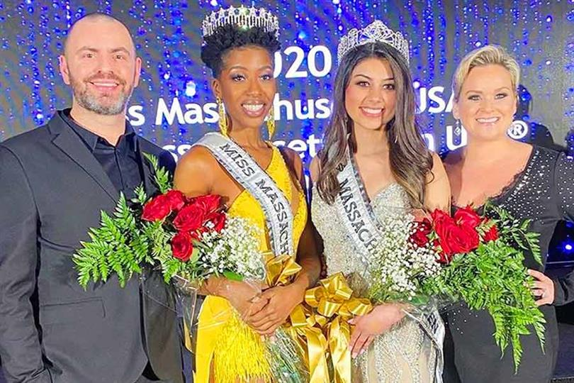 Sabrina Victor crowned Miss Massachusetts USA 2020 for Miss USA 2020