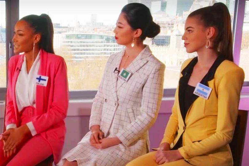 Miss World 2019 delegates excel in Head to Head Challenge (Group 16)
