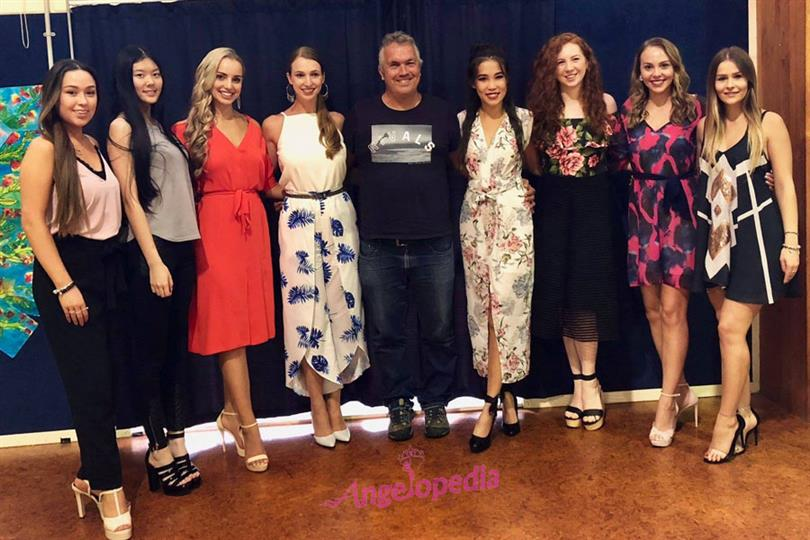 Miss World New Zealand 2018 Meet The Contestants