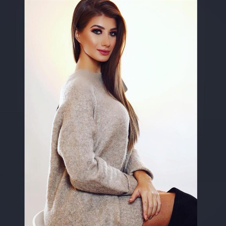 Ana Maria Laura Serban is the new Miss Grand Romania 2018
