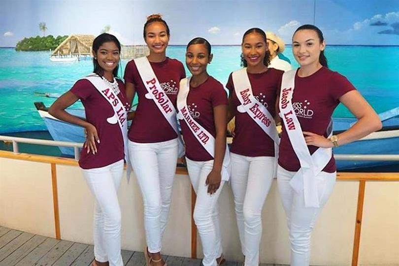 Miss World Cayman Islands 2019 Meet the Contestants