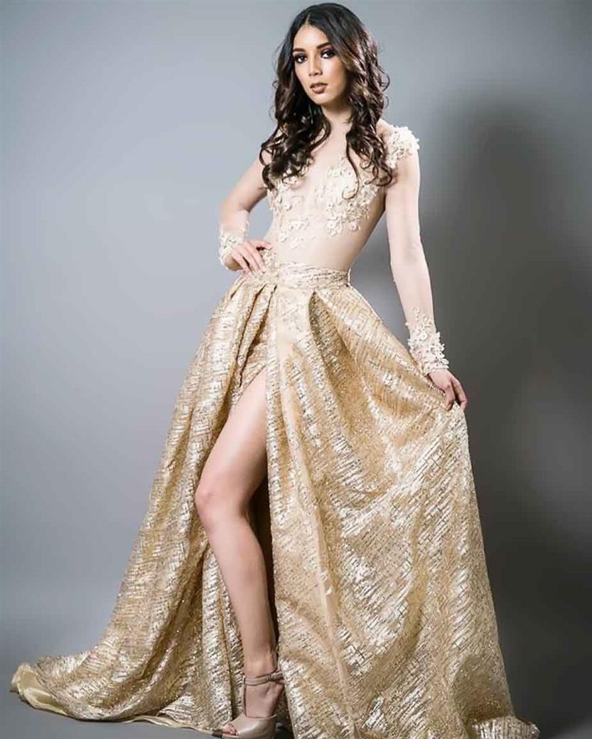 Alejandra Díaz de León to represent Mexico at The Miss Globe 2019
