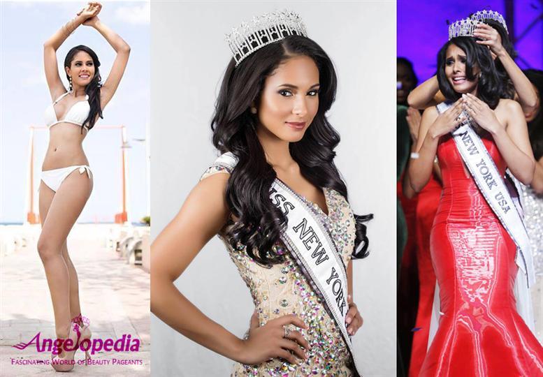 Thatiana Diaz Miss New York USA 2015 Winner Swimsuit
