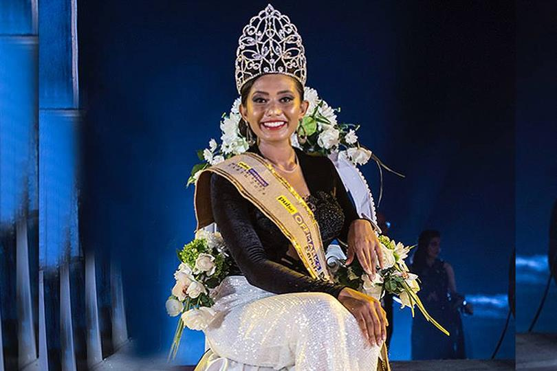 Natasha Fernando crowned Miss Earth Sri Lanka 2018