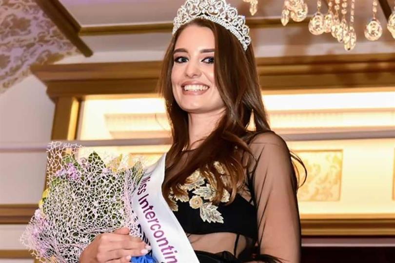 Michela Ciornea is Miss Intercontinental Romania 2019
