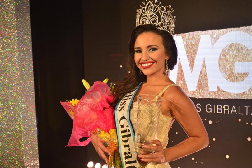 Star Farrugia crowned Miss Gibraltar 2018