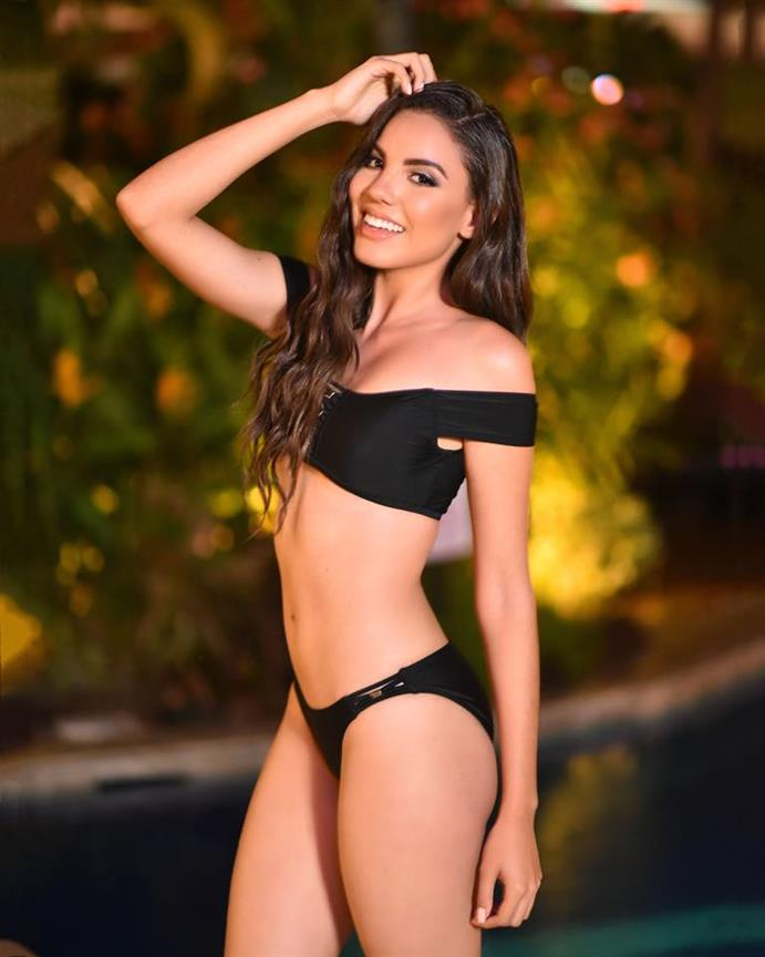 Miss Universe Honduras 2018 Top 4 Hot Picks by Angelopedia