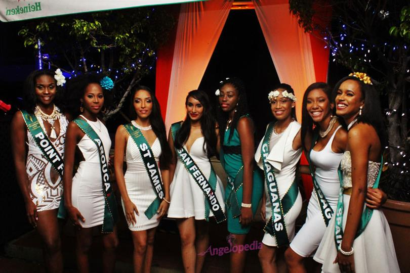 Miss Earth Trinidad and Tobago Meet the Contestants