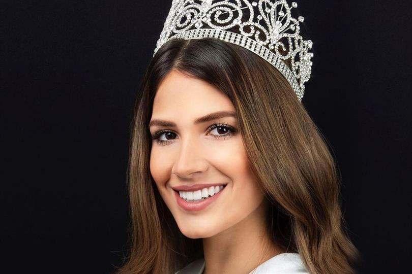Gabriela Tafur Náder crowned Señorita Colombia 2019