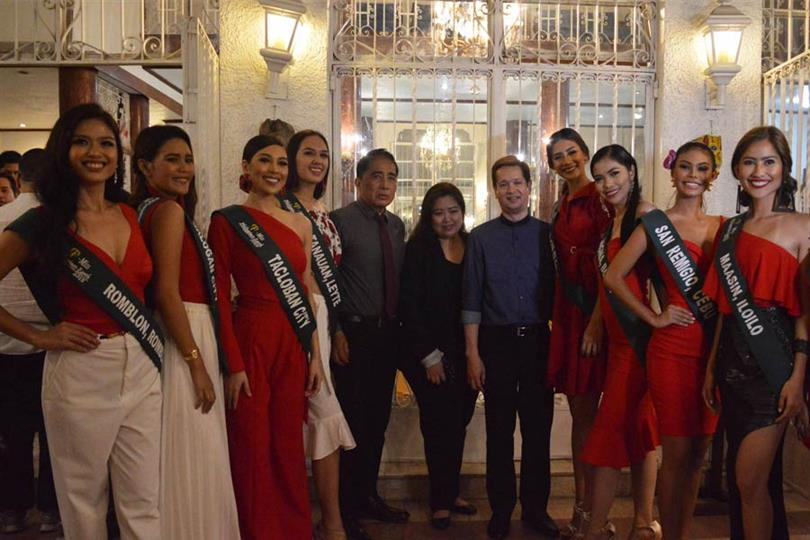 Miss Philippines Earth 2019 commences with a welcome bash