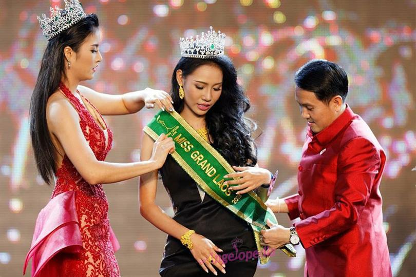 Nobphalat Sikaiphak crowned Miss Grand Laos 2018
