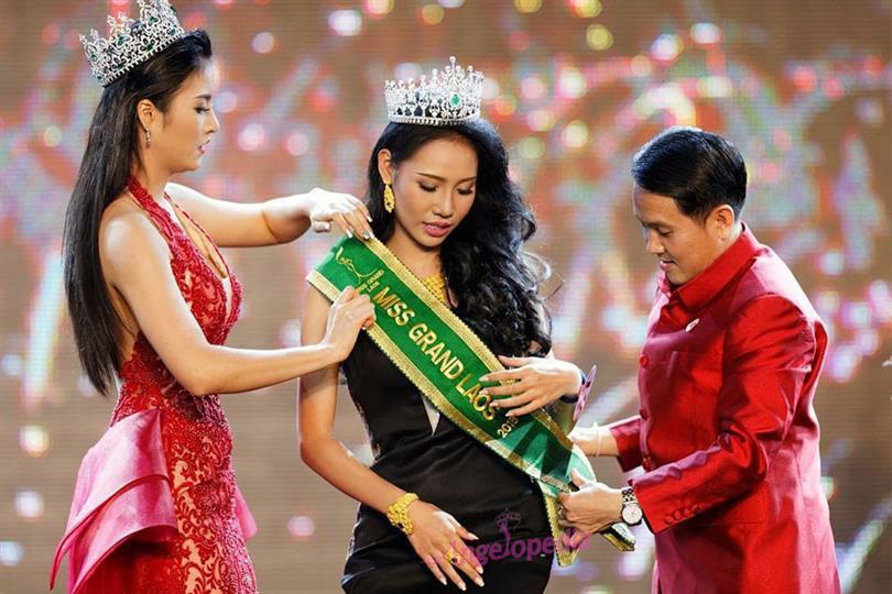 Nobphalat Sikaiphak crowned Miss Grand Laos 2018