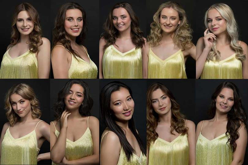 Miss Earth Belgium 2020 Meet The Contestants