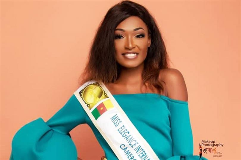 Johanna Eyike Miss Intercontinental Cameroon 2018, our favourite for Miss Intercontinental 2018