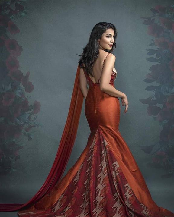 Nepal's Anushka Shrestha follows in the footsteps of Shrinkhala Khatiwada at Miss World 2019