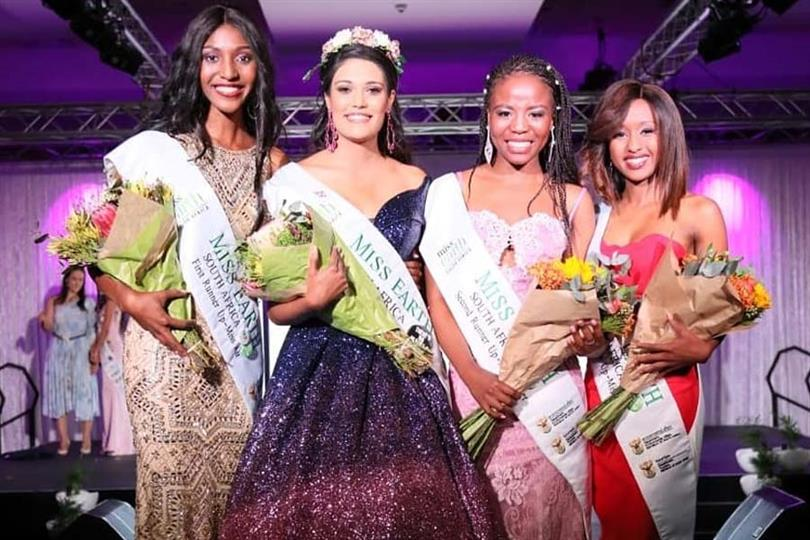 Nazia Wadee to represent South Africa in Miss Earth 2019