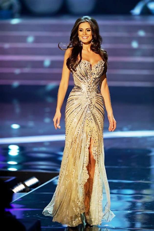 Gabriella Markus Miss Universe Brazil 2012
