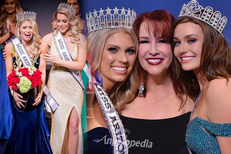 Nicole Smith crowned Miss Arizona USA 2018 for Miss USA 2018
