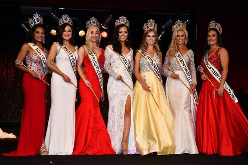 Laura MacMillan crowned Miss Intercontinental Scotland 2018