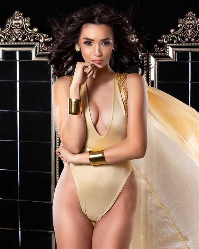 Angelica Peña Testa Finalist Miss Grand Paraguay 2020