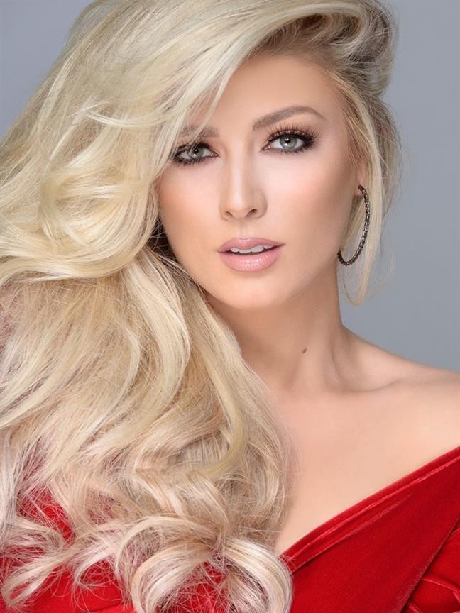 Beauty Talks with Kelley Johnson Miss California USA 2018