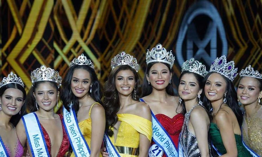 Michelle Marquez Dee crowned Miss World Philippines 2019