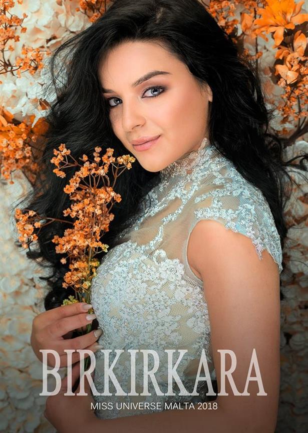 Miss Universe Malta 2018 Top 6 Hot Picks of Portrait Photos