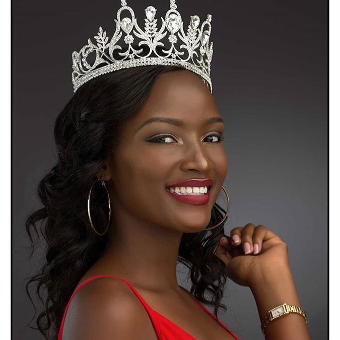 Quiin Abenakyo Miss World Uganda 2018, our favourite for Miss World 2018