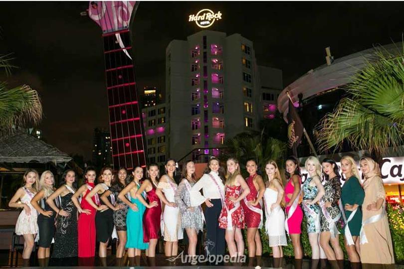 Miss Universe New Zealand 2018 Top 20 Finalists