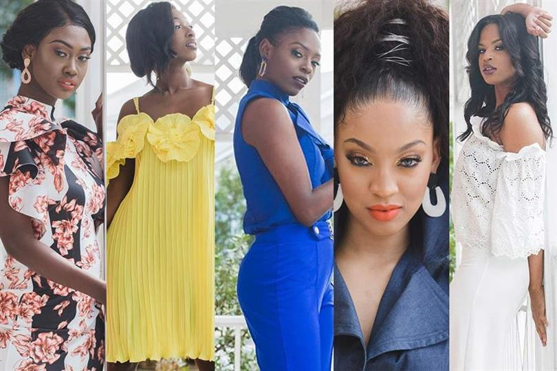 Miss World Bahamas 2019 Meet the Contestants