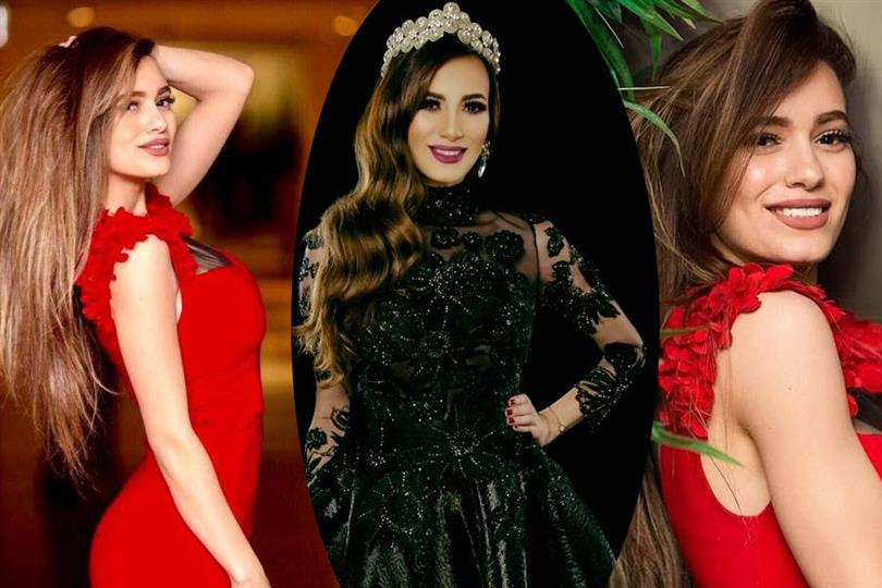 Lamia Fathi replaces Rania Moustafa as the new Miss Earth Egypt 2018
