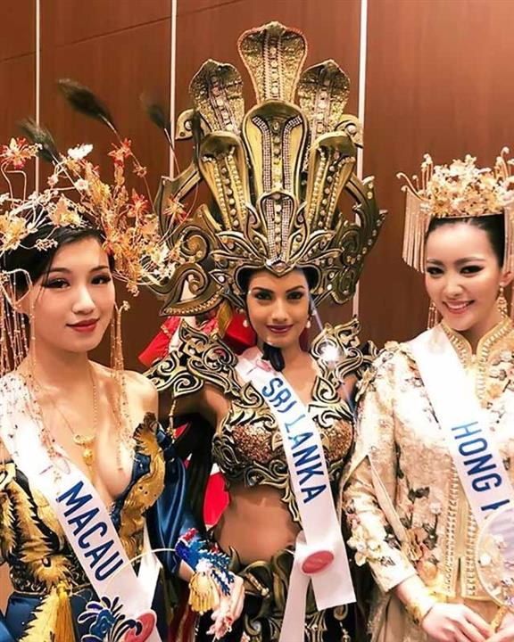 Our favourites from the Press Presentation of Miss International 2019