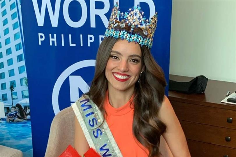 Miss World 2018 Vanessa Ponce de Leon admits 'Miss World is not just a pageant anymore'!