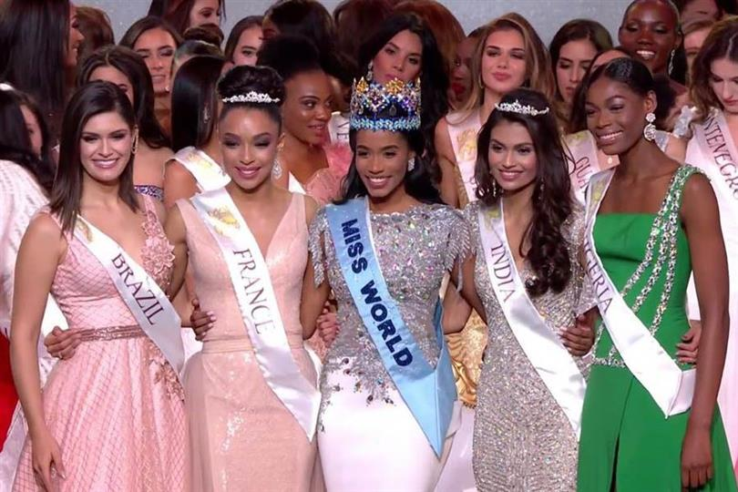 Miss World 2019 Top 5 Question and Answer Round with Piers Morgan