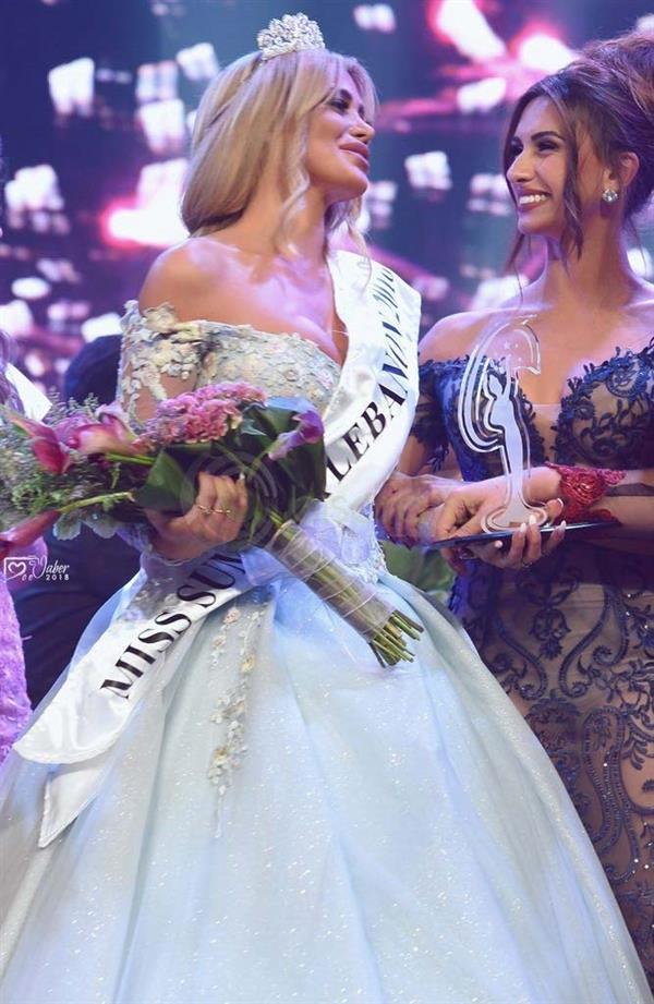 Miss Earth Lebanon 2018 Eliane Zgheib