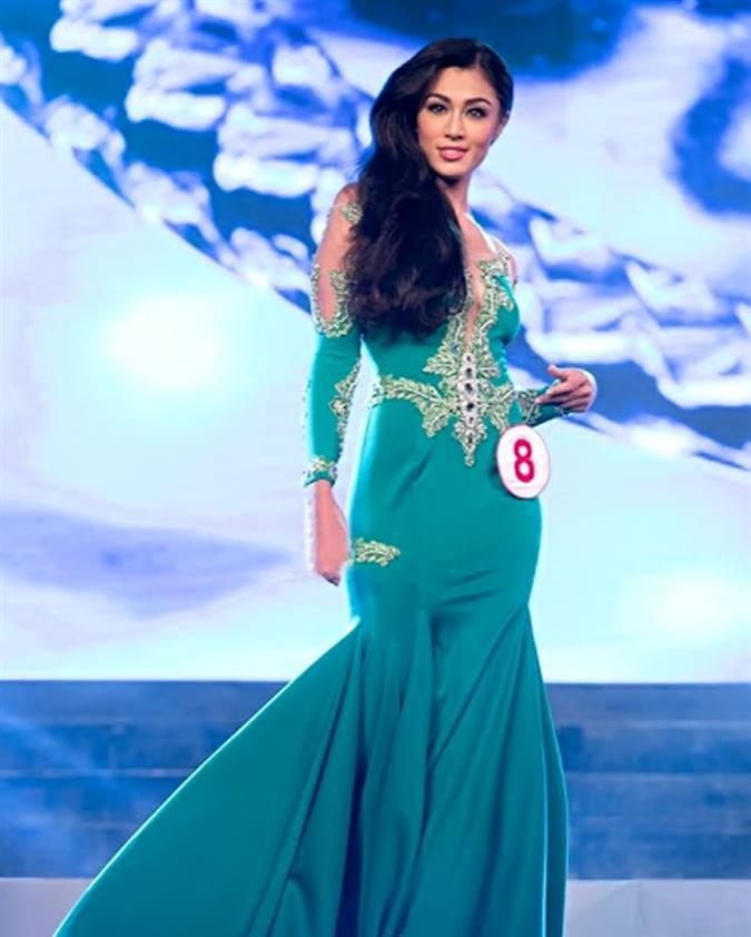 Sandra Raymundo Lemonon Miss World Philippines 2016 Fourth Runner-Up