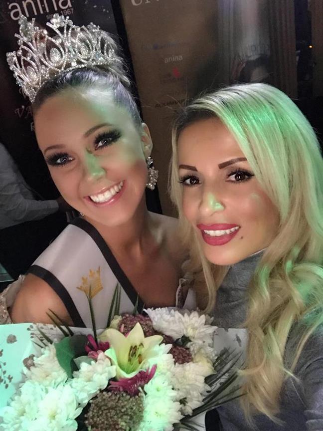 Emma Strandberg crowned Miss Universe Sweden 2018