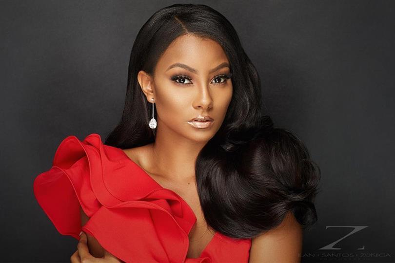 Akisha Albert crowned Miss Universe Curaçao 2018