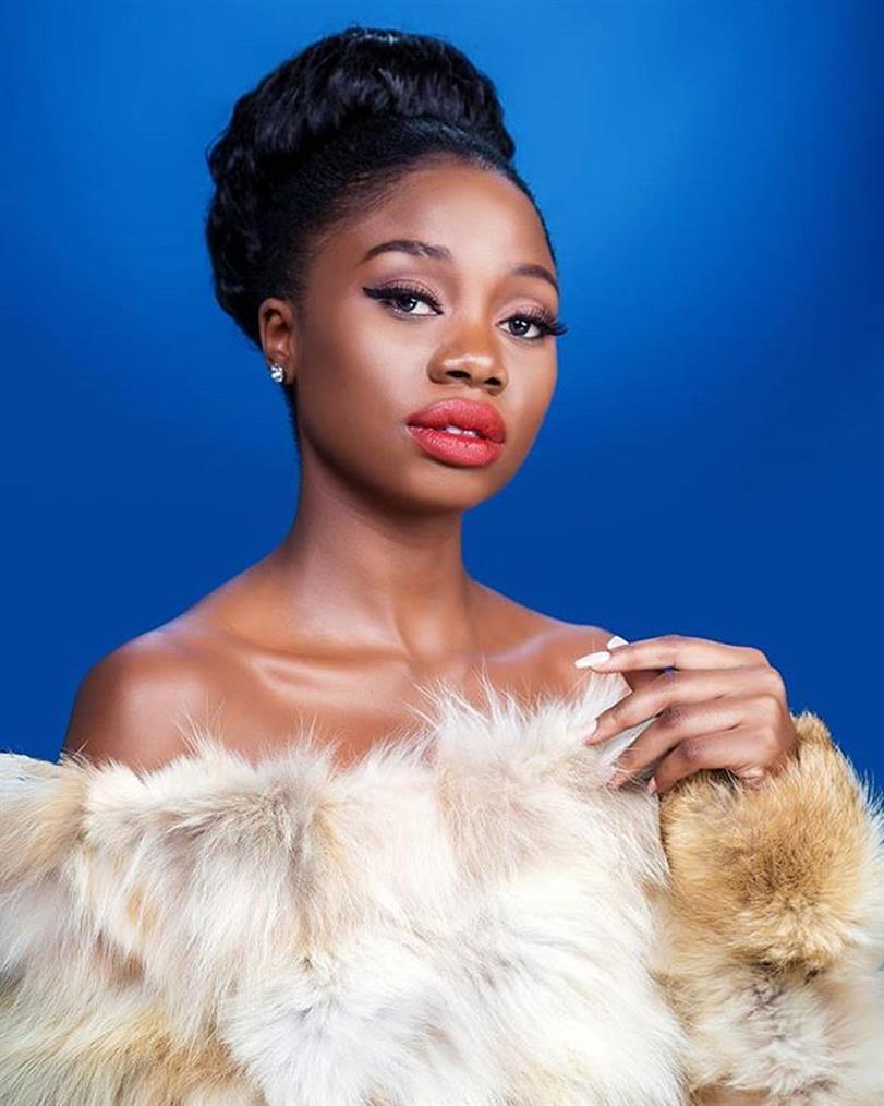 Pageant Veteran Luwi Kawanda to represent Zambia in Miss International 2019
