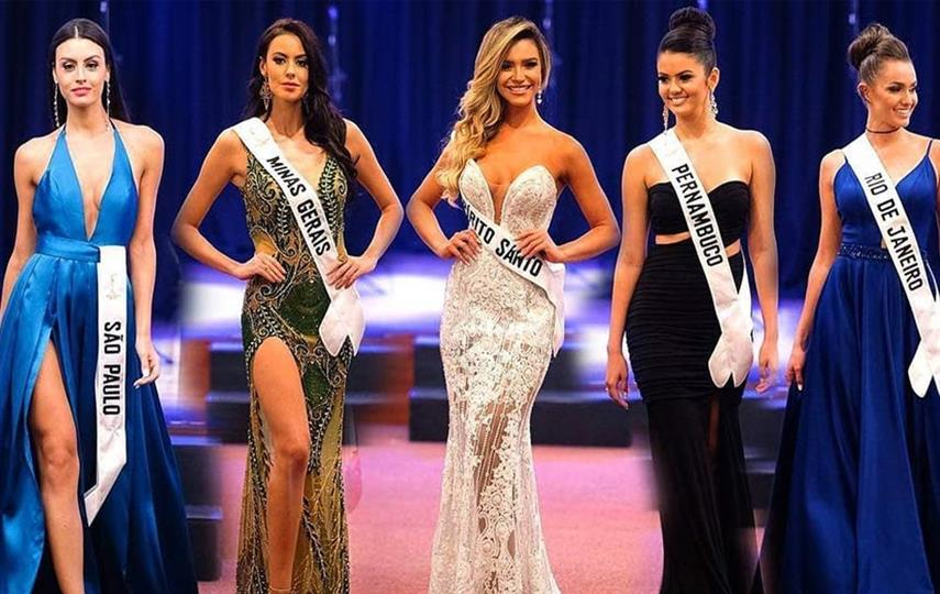 Marjorie Marcelle of Sao Paulo crowned Miss Grand Brasil 2019