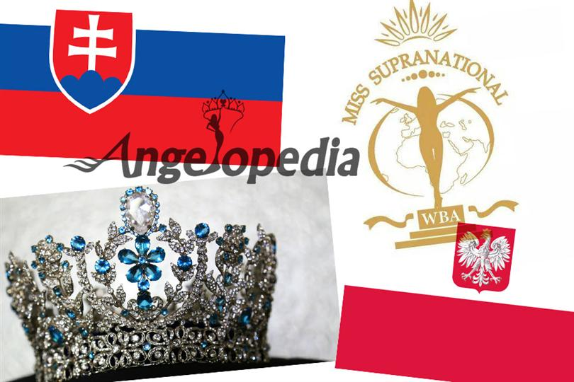 Poland and Slovak Republic to Co-host Miss Supranational 2016