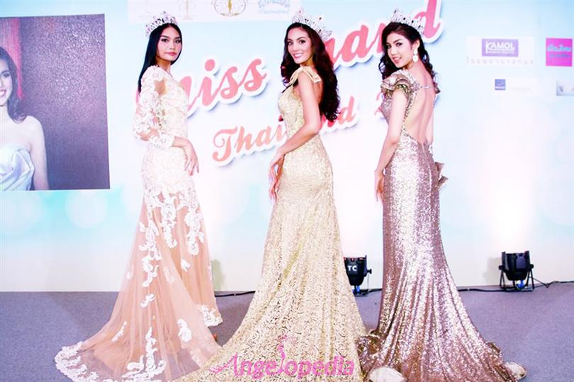 Miss Grand International and Miss Grand Thailand