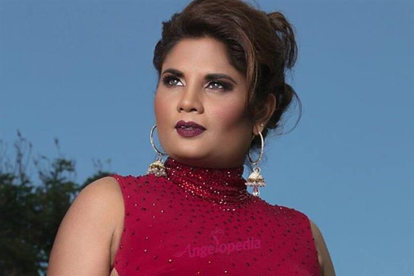 National Franchise Director of Miss World TT, Vanessa Sahatoo-Manoo resigns