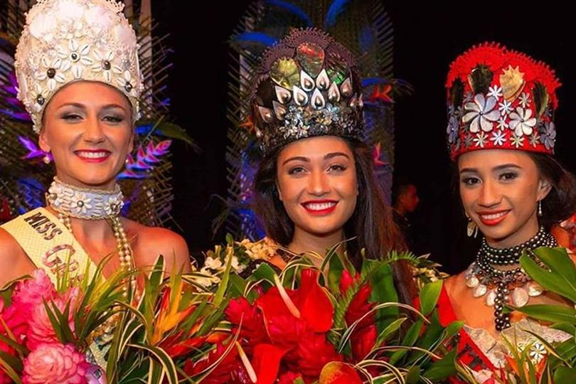 Teau Moana McKenzie crowned Miss Grand Cook Islands 2018