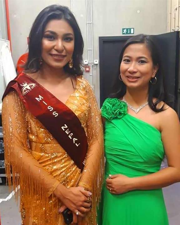 Miss World Nepal 2019 Anushka Shrestha