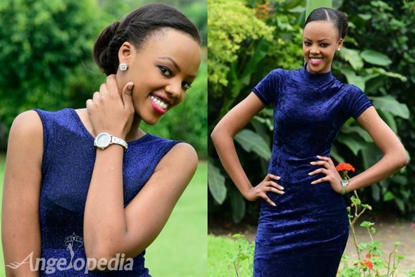 Jolly Mutesi to represent Rwanda at Miss World 2016