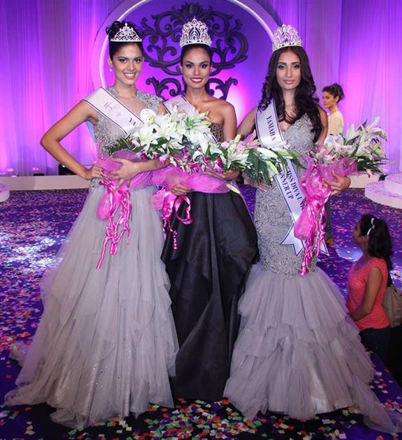 Miss Diva Universe 2014 Winners